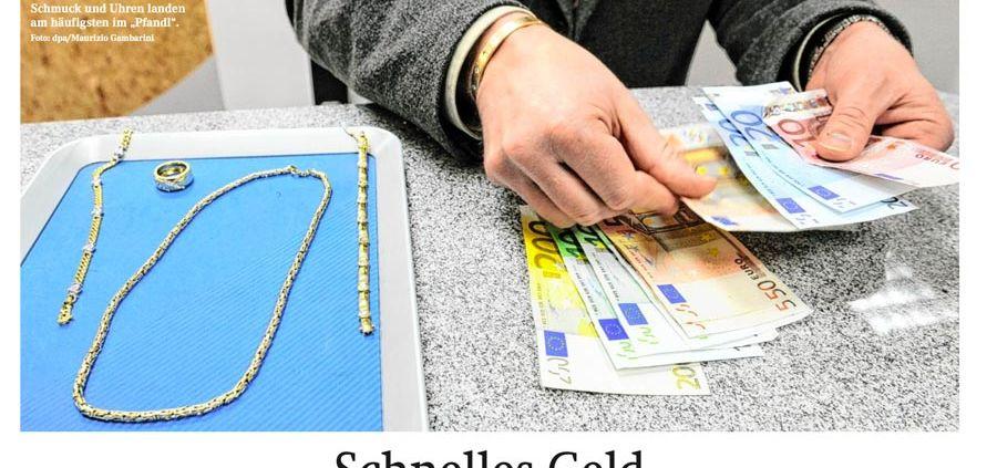 Schnelles Geld - Auto Pfandhaus Wien