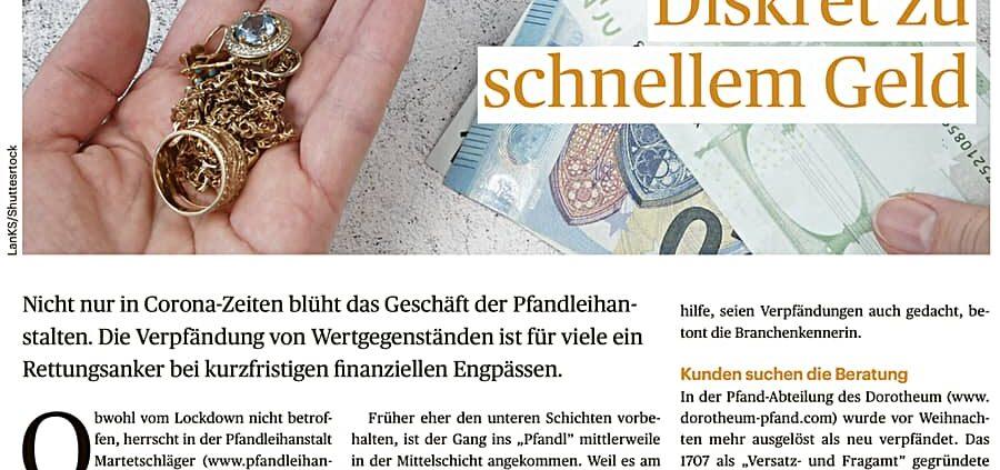 Diskret-zu schnellem-Geld-Wien