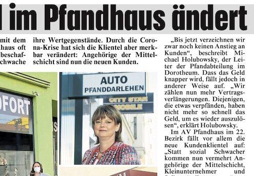 Pfandleihhaus Wien 2021